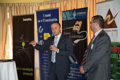 Konferencia ABIT 2013